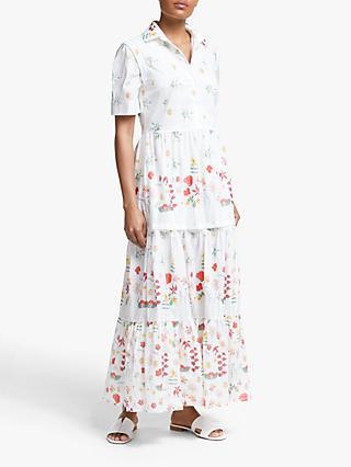 6f5b5f3edbe Weekend MaxMara Floral Maxi Dress