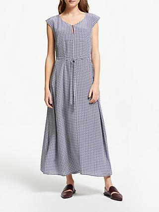 c62a45dff6c Weekend MaxMara Printed Silk Maxi Dress