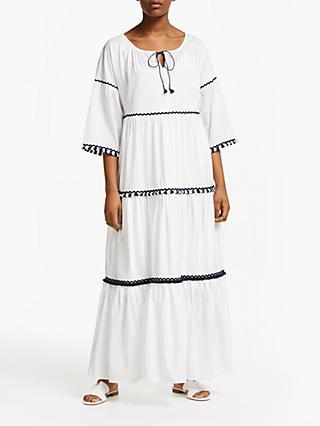 4f60c4fa0fc6f Weekend MaxMara Embroidered Maxi Dress