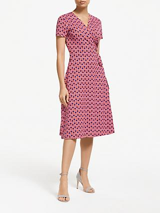 b3f53daf2f Weekend MaxMara Geo Print Jersey Dress
