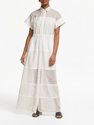 86aab083402f0 Weekend MaxMara Broderie Maxi Dress