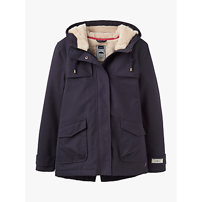 Joules Coast Cosy Sherpa Lined Jacket