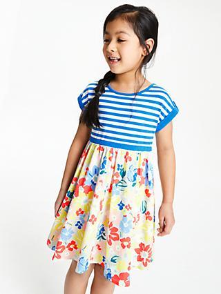 301004c4918 John Lewis   Partners Girls  Floral Print Dress