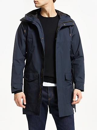 Tretorn Rain Jacket from the Sea, Hull Blue