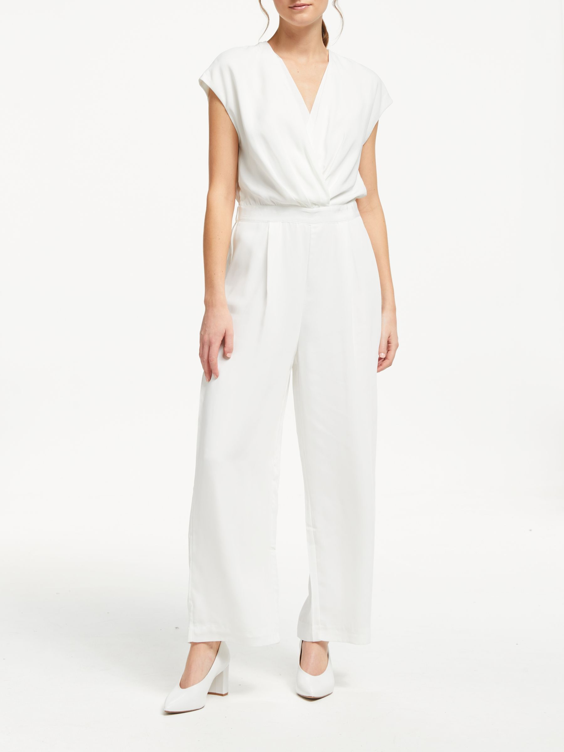 ed67de8caf7 Y.A.S Mamba Short Sleeve Jumpsuit