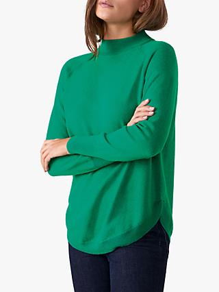 Pure Collection Turtle Neck Jumper