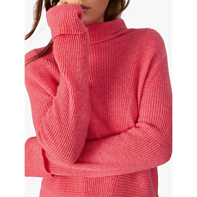 Pure Collection Textured Cashmere Jumper