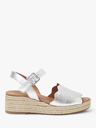 bd3318633115 John Lewis   Partners Kaylah Flatform Open Toe Sandals