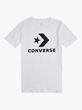 d7c8fbcc Converse Boys' Core Short Sleeve T-Shirt