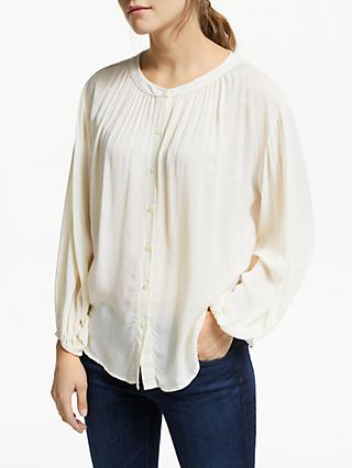 Velvet by Graham & Spencer Leah Blouse, Milk