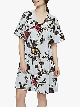 a335725f84a Mamalicious Mary Floral Print Maternity Nursing Dress
