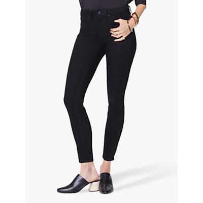 Product photo of Nydj ami skinny jeans black