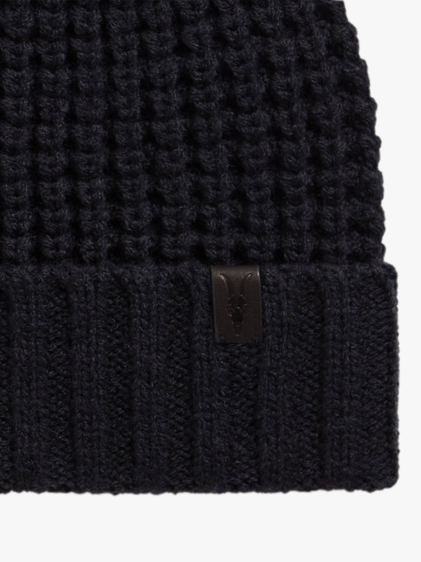 2bd860bd320c AllSaints Thermal Beanie Hat at John Lewis   Partners