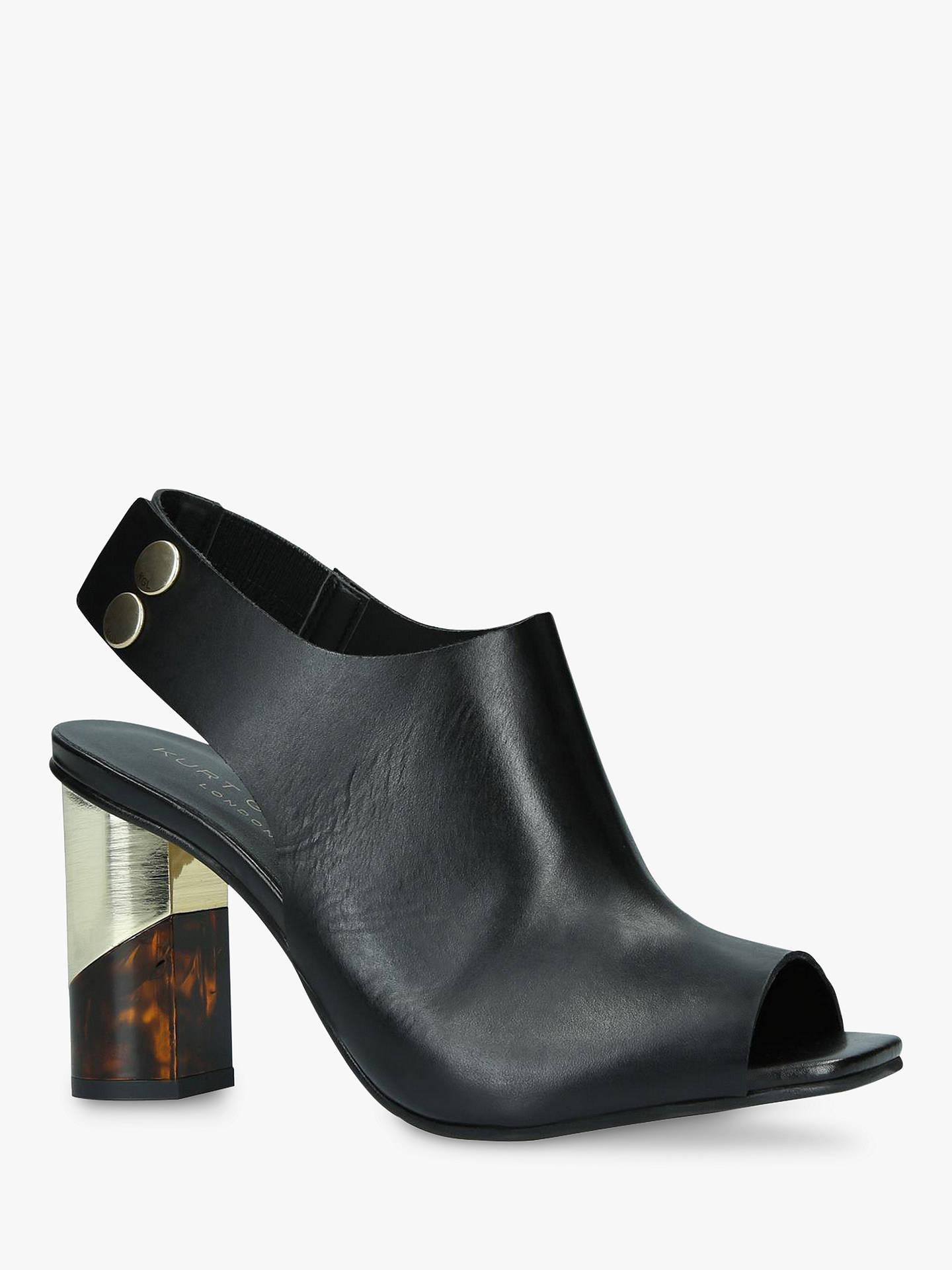 19eff7220ce ... Buy Kurt Geiger London Suki 90 Block Heel Peep Toe Sandals