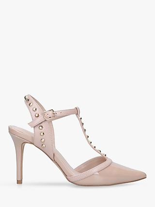 Carvela Kankan Studded T-Bar Court Shoes