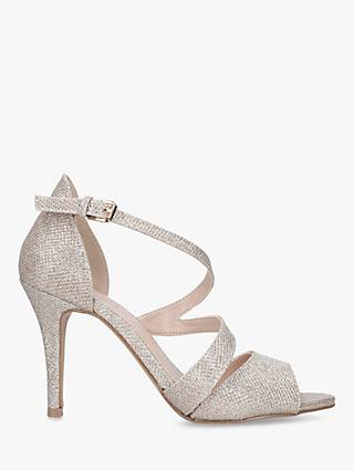 Carvela Lightning Strappy Heeled Sandals