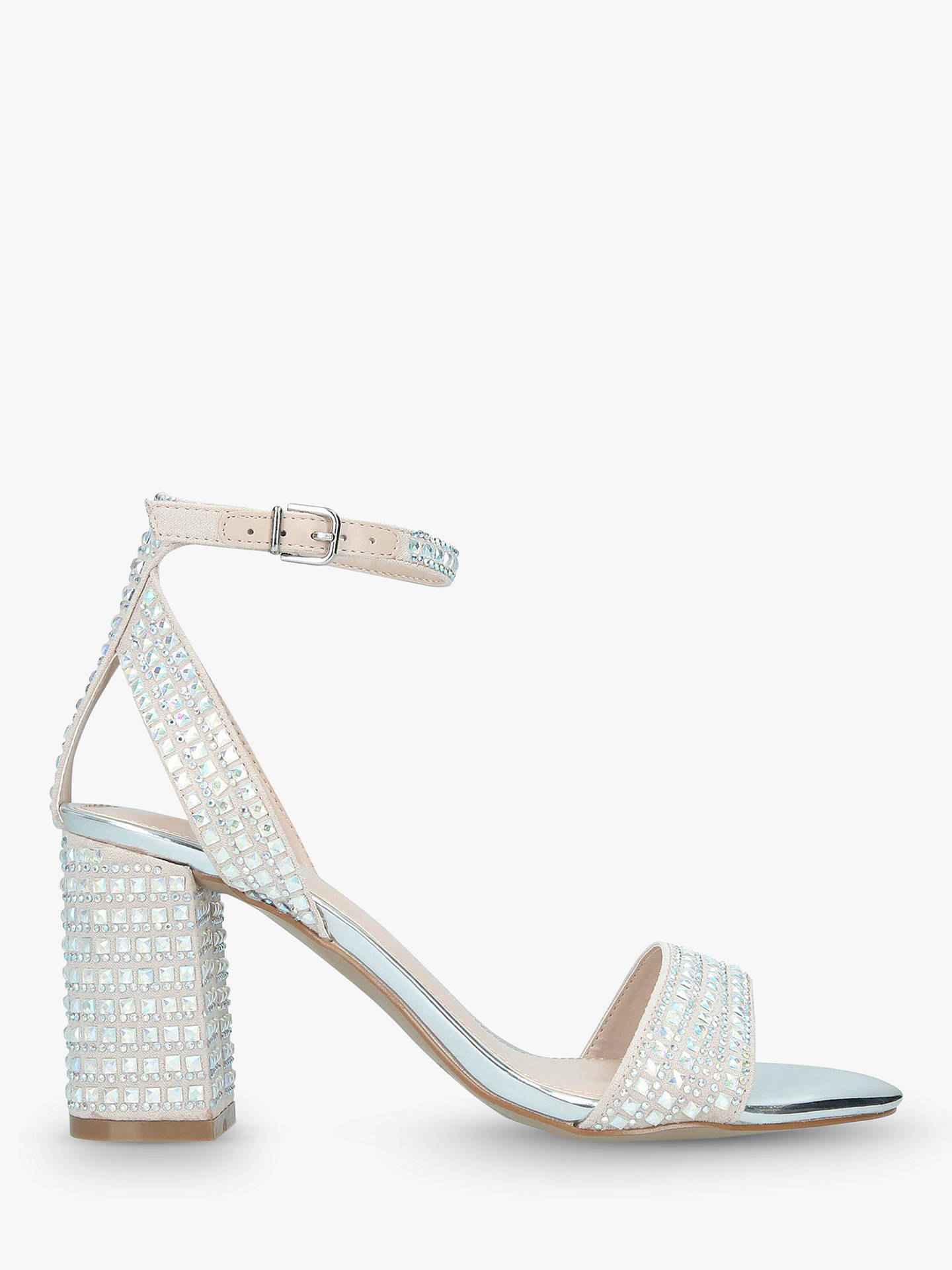 bc4843a4cdf Buy Carvela Kianni Stud Jewelled Block Heel Sandals