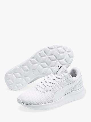 PUMA Children's St Activate Trainers, White