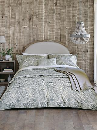 Morris & Co. Wandle Bedding, Grey