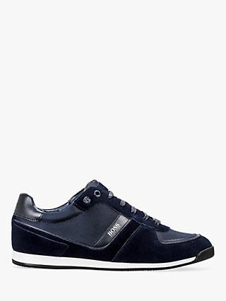 BOSS Glaze Trainers