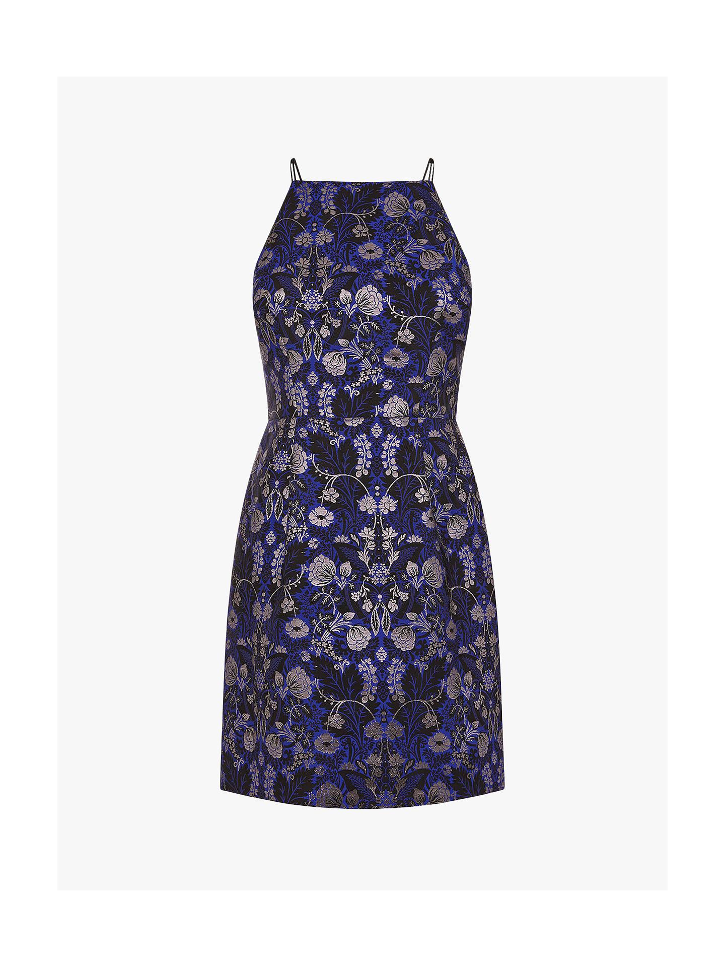 3490b8733a ... BuyOasis Lace Warner Lack Back Jacquard Shift Dress