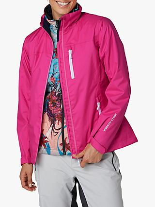 Helly Hansen Crew Midlayer Waterproof Insulated Jacket, Dragon Fruit