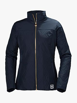 Helly Hansen Crew Insulator Women's Jacket, Navy