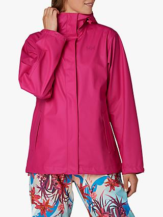 Helly Hansen Moss Women's Windproof Jacket, Dragon Fruit