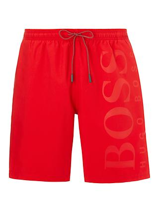 ef47fb45ec Red | HUGO BOSS | John Lewis & Partners