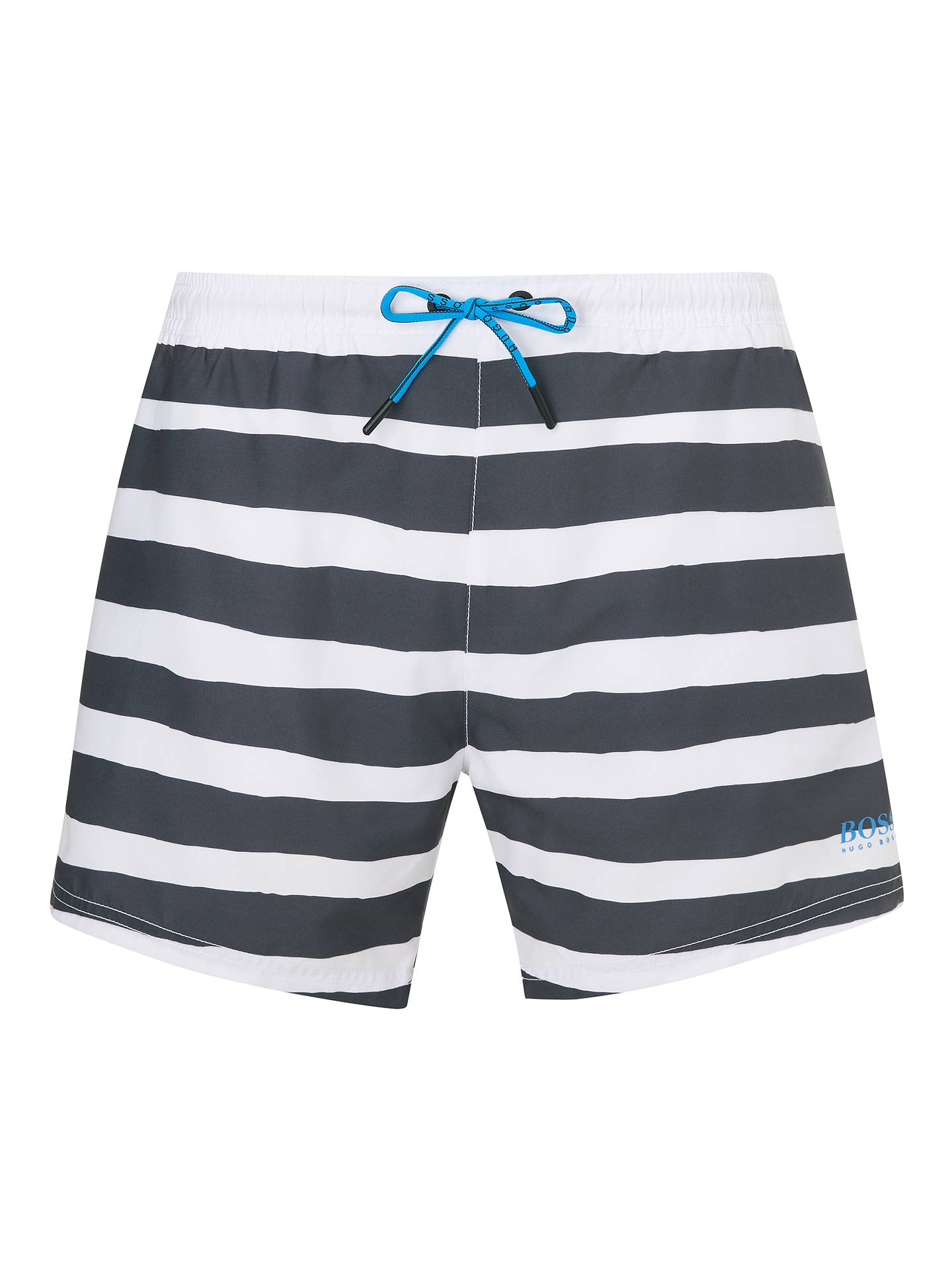 33c9330d Buy HUGO BOSS Scorpion Swim Shorts, Multi, S Online at johnlewis.com ...