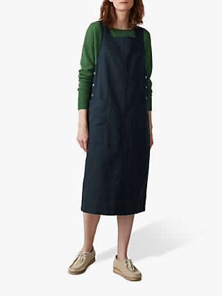7852b603442 Toast Mara Cotton-Linen Dress
