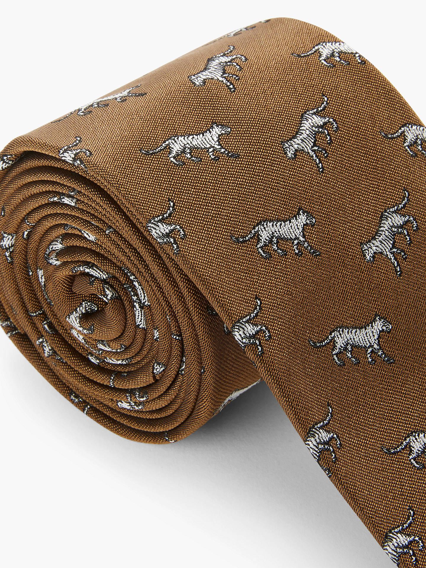 c51578c22fe Tiger of Sweden Trigon Silk Tie at John Lewis   Partners