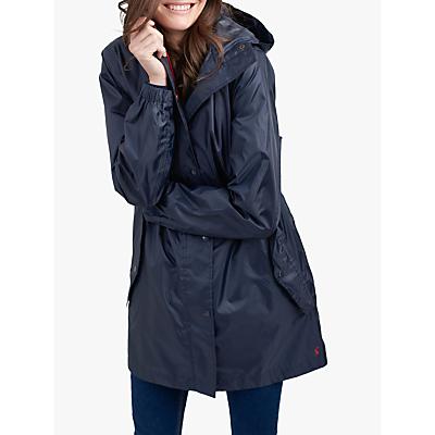 394e1ff1abdd Joules Golightly Pack-Away Waterproof Parka Coat