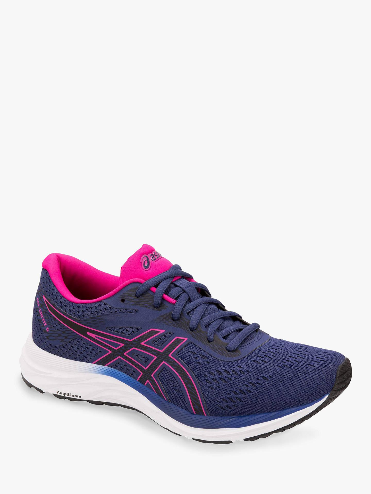 d1a4d1f8f04389 ... Buy ASICS GEL-EXCITE 6 Women's Running Shoes, Indigo Blue/Pink Rave, ...