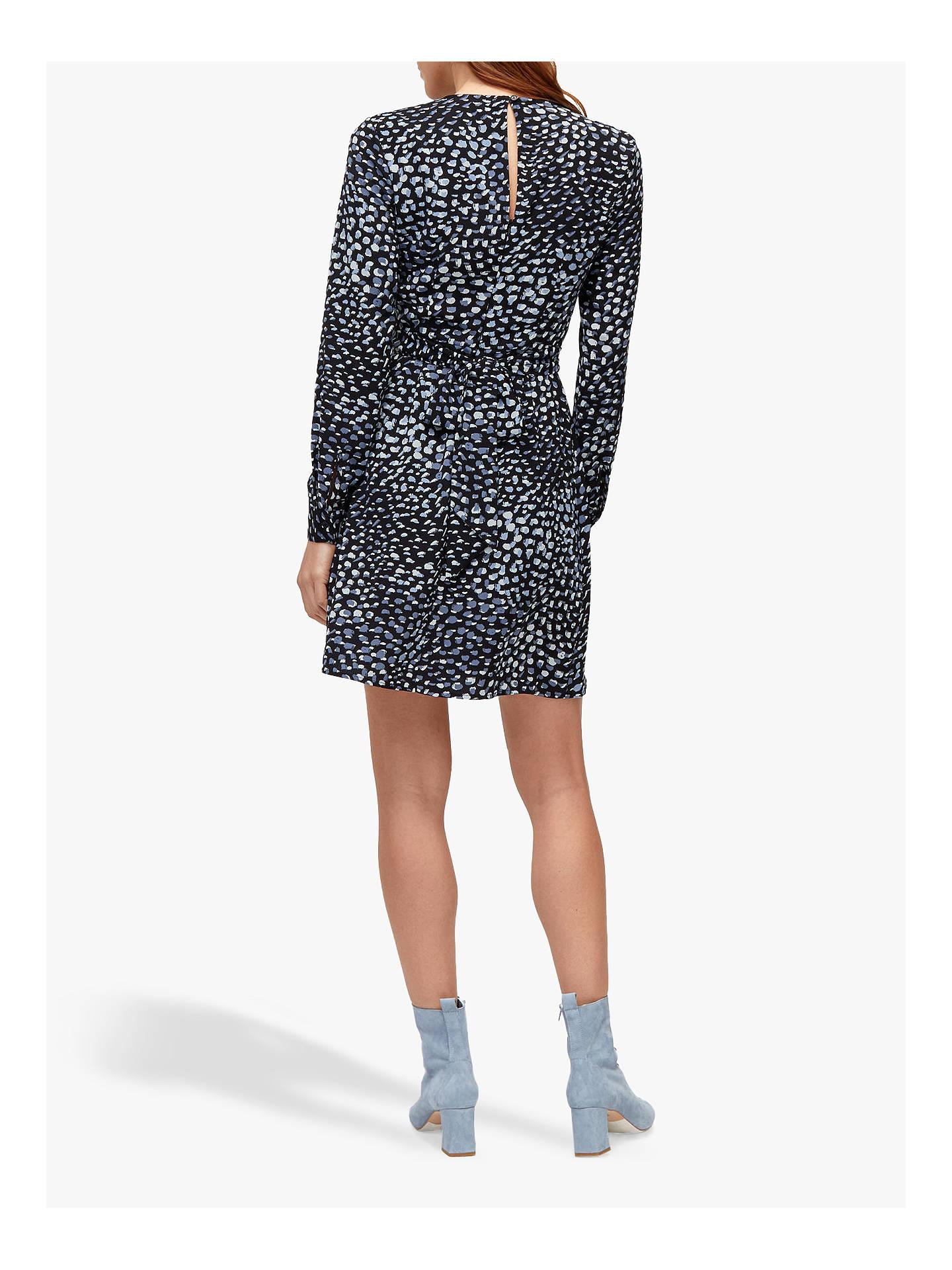 1169b5ecb5 ... BuyWarehouse Brushed Animal Print Dress