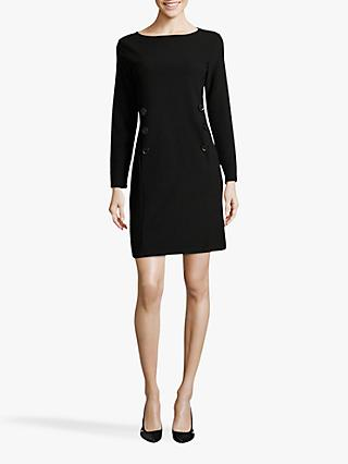 Betty Barclay Ribbed Jersey Dress