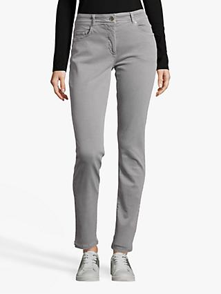 Betty Barclay Perfect Slim Jeans, Light Graphite