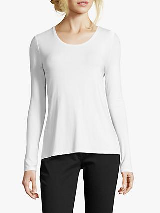 Betty Barclay Long Sleeve T-Shirt, White