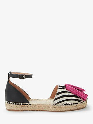 AND/OR Lucy Espadrille Sandals, Multi