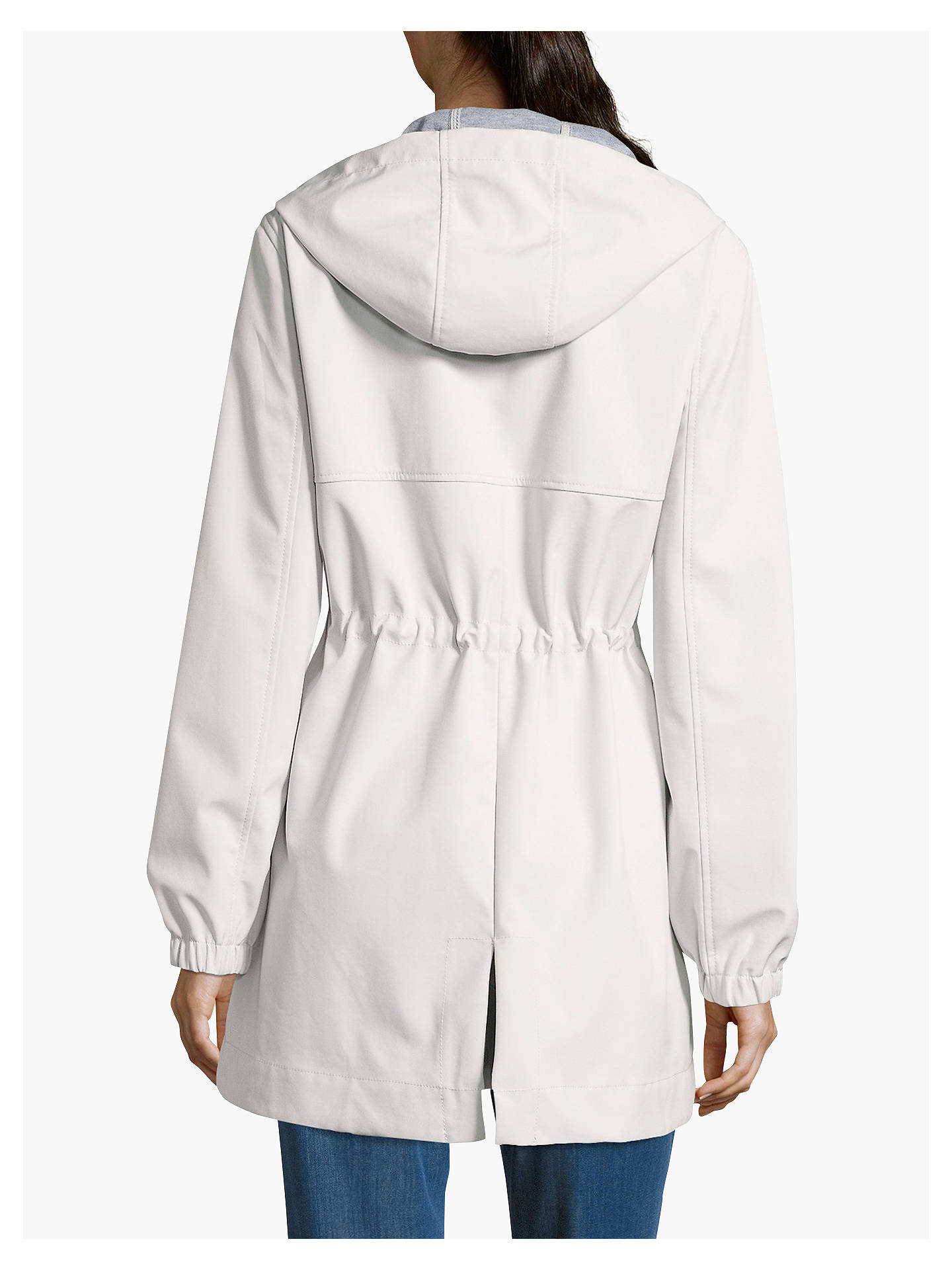 Buy Betty Barclay Parka With Hood, Antarctica, 10 Online at johnlewis.com