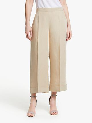 John Lewis & Partners Turn Up Culottes
