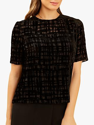 Fenn Wright Manson Petite Farrow Top, Black