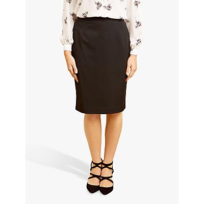 Fenn Wright Manson Petite Raye Skirt, Black