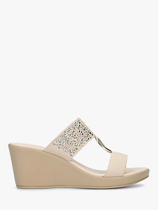 917fa3fe362 Carvela Comfort Salt Wedge Heel Sandals