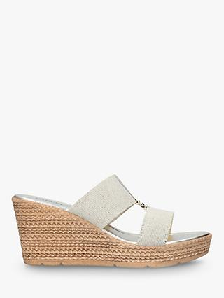 Carvela Comfort Sheldon Wedge Sandals