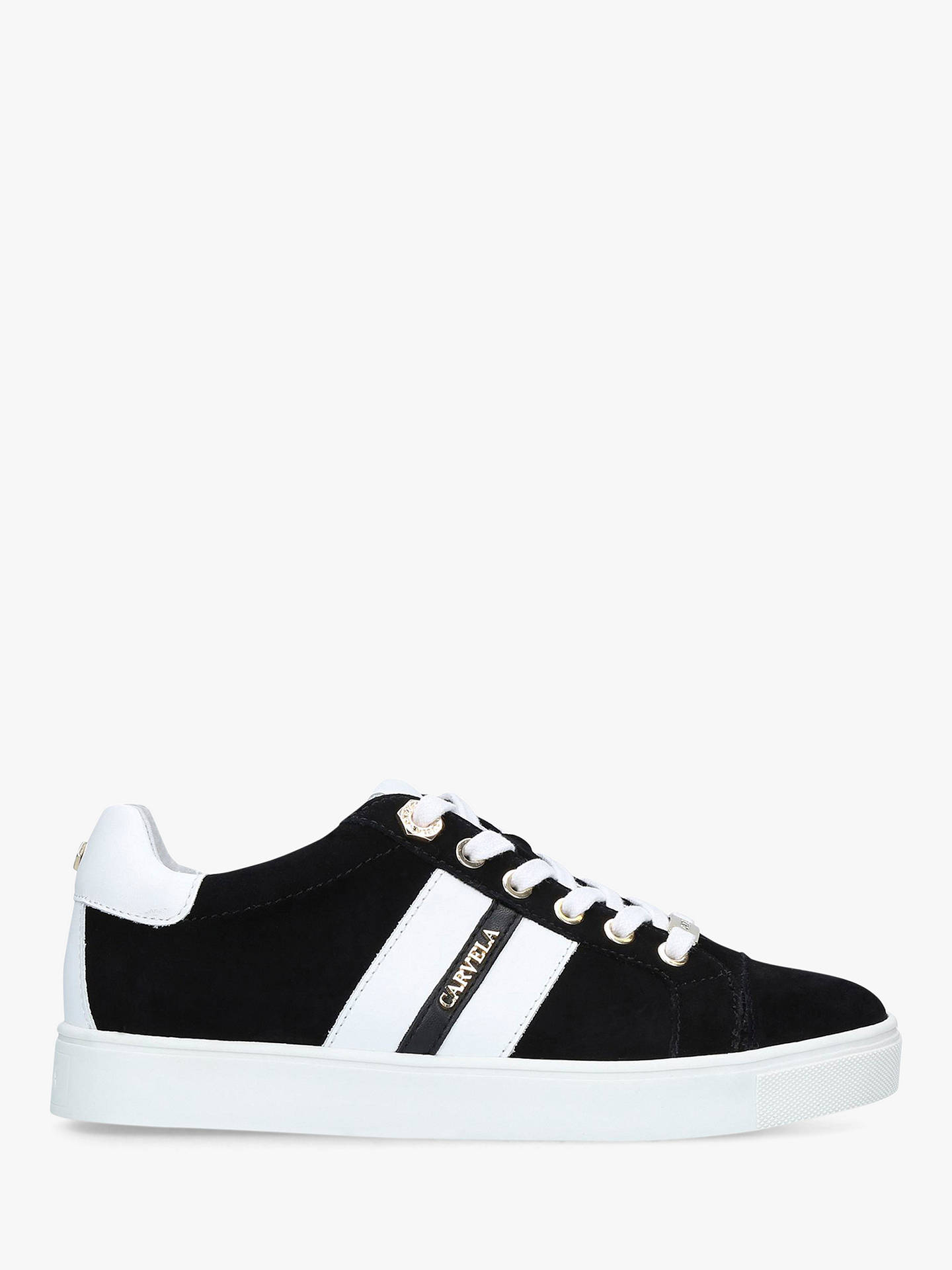 select for clearance sale uk utterly stylish Carvela Lisa 2 Low Top Trainers at John Lewis & Partners