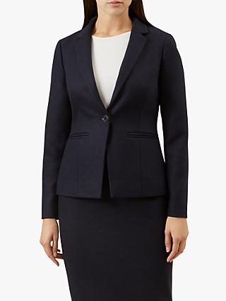 Hobbs Everly Jacket, Navy