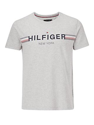 80ef8be9c0cb37 Tommy Hilfiger New York Logo T-Shirt