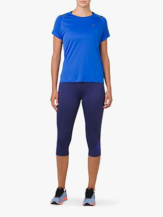 fe6b2f8357a8 ASICS Icon Short Sleeve Top