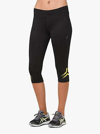 a72a2fcab2e ASICS Icon Knee Length Running Tights